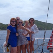 Family charter British Virgin Islands