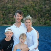 Family Charter onboard SY Pacific Wave BVI