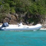 Pacific Wave new Caribe DL15 Yamaha 70hp