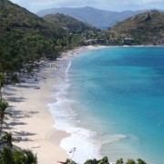 Deadmans Beach Peter Island BVI
