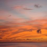 Bequia sunset