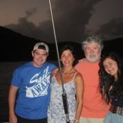 John, Lisa, Lewis & Sarah - Newfoundland Canada