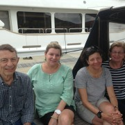 Ken, Dee, Kimberley & Meridith - Maine & NYC USA