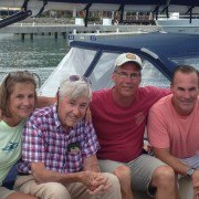 Liza, Andy, Tim & David – New Jersey USA