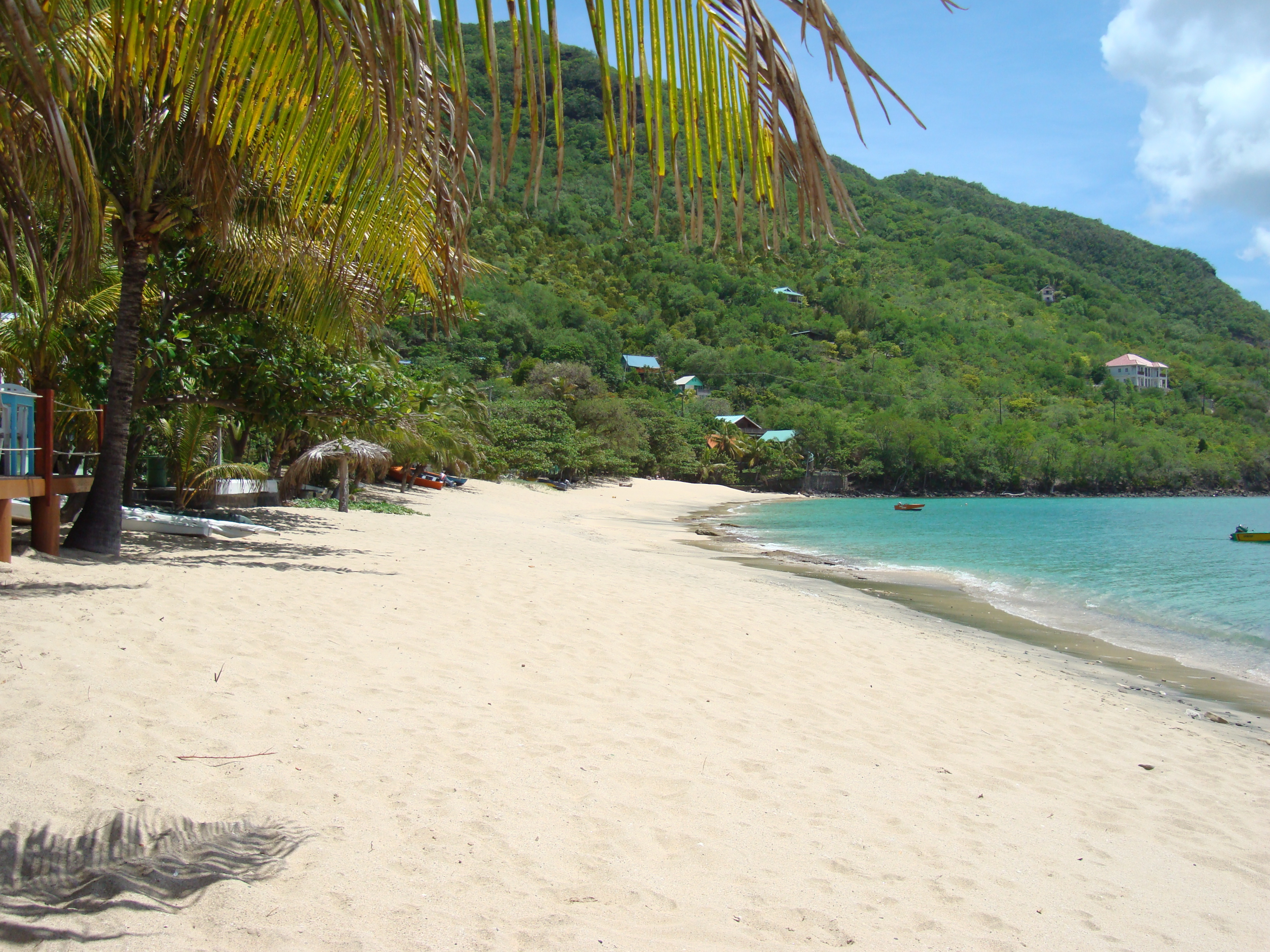 Lower Bay Bequia the Grenadines