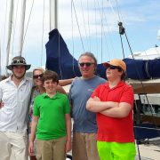 Sarane, Peter, Ross, Ian & Colin – Rhinebeck, NY, USA