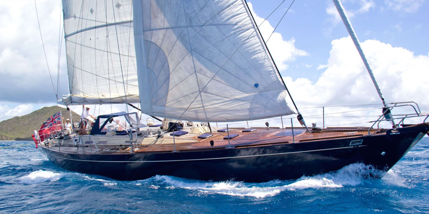 Pacific Wave on a BVI Crewed Yacht Charter