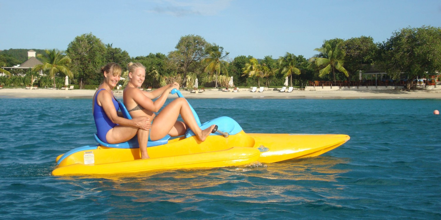 Watersports from Pacific Wave