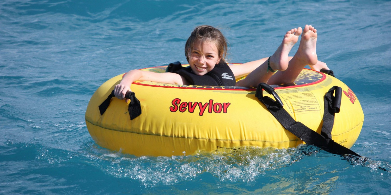 Watersports from Pacific Wave Tubing
