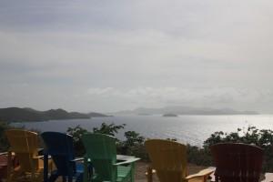 Views from Sunset Loop Peter Island
