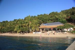 Cooper Island Beach Club Bar & Restaurant