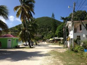 Main Street Great Harbour JVD British Virgin Islands