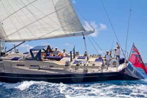 Spring Break Family Vacation onboard SY Pacific Wave
