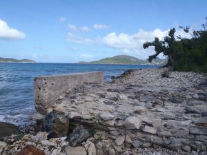 Trail from Annaberg Sugar Mill to Waterlemon Bay St John