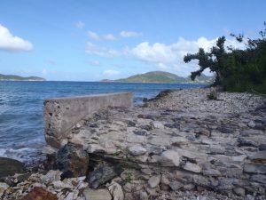 Trail from Annaberg Sugar Mill to Waterlemon Bay St John