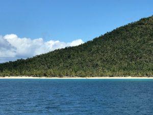 White Bay Guana Island BVI