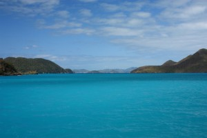The Narrows British Virgin Islands