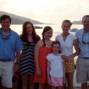 Family Charter at Easter British Virgin Islands