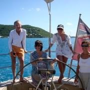 Thanksgiving charter on Pacific Wave with Captain Lynn