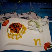 First Place Culinary Contest St Thomas Yacht Show USVI