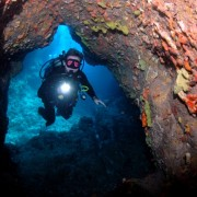 Diving in the British Virgin Islands