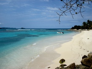 Mosquito Island Beach BVI
