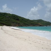 Macaroni Beach Mustique the Grenadines