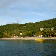 Bequia beach the Grenadines