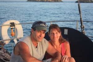 Bob & Christine Wolfson – New Jersey, USABob & Christine Wolfson – New Jersey, USA
