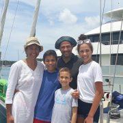 Chantal, Gary, Bianca, Carter & Dempsey - Brooklyn, NY, USA
