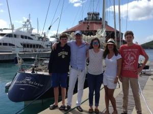 Charlie, Rachel, Margaret, Gus & Andy – New York USA