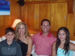 Elli, Jayson, DeLisa & Barry - North Carolina USA
