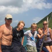 Guy, Isabelle, Mike, Steve & Lara – London & Gent Belgium
