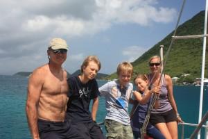 Guy, Isabelle, Mike, Steve & Lara – Gent, Belgium
