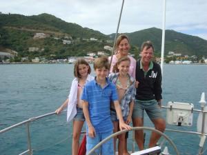 Guy, Sarah, Oscar, Phoebe & Immy – Kent UK