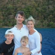 Hollie, David, Ren & Nina – Kansas City USA
