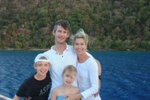 Hollie, David, Ren & Nina – Family from Kansas City - USA