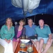 Howie & Wendy, Peter & Mary – MA USA
