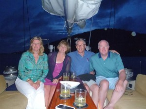 Howie, Wendy, Peter, Mary Cape Cod USA