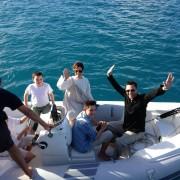 Jeff, Jackie, Spencer, Seb & Ryder–San Francisco USA/Frankfurt Germany
