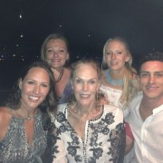 Joan, Averil & Asia, Araminta & Lorenzo – London UK