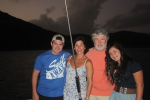 John, Lisa, Lewis & Sarah Family from Newfoundland - Canada