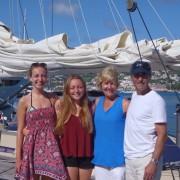 Ken, Carolyn, Alexandra & Janie - Canada