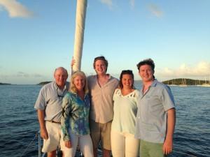 Lindsay, Whit & Helen, Charlie & Henry – Boston, NYC, Denver USA