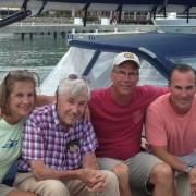Liza, Andy, Tim & David – New Jersey USA