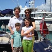 Mark, Elisabeth, Caroline & Walker – Boston USA