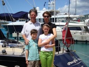 Mark, Elisabeth, Caroline & Walker – Boston