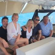 Martyn, Grete, Anna, Kerry & Magnus – Philadelphia & New York USA