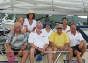 Mary & Michael, Barbara & Jim, Tony & Carol – Salt Lake City