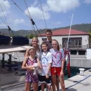Mike, Holly, Nicole, Colton & Sophie – Georgia USA